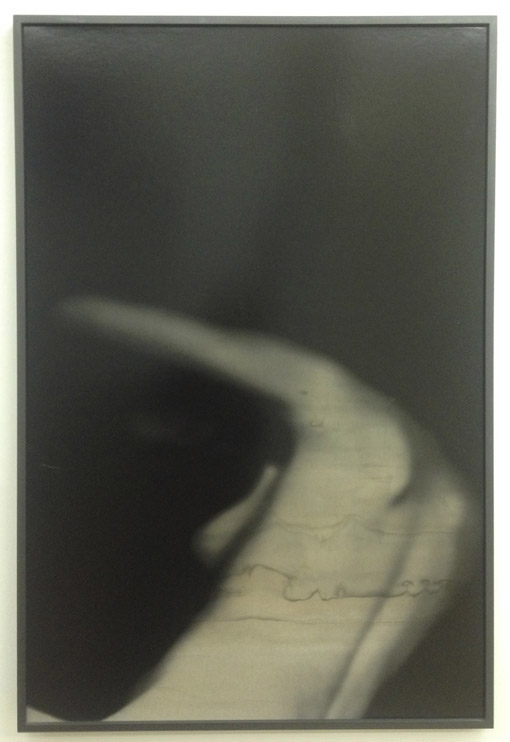 Body Work, 2009, 70 x 105 cm, vintage silver gloss barite, € 2.800,-
