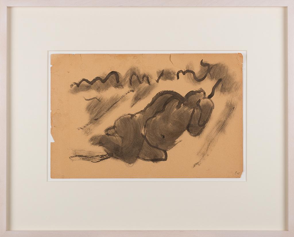 Paul van den Berg - Noir € 750,-